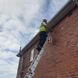 Man Up Ladder