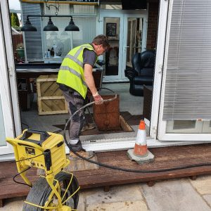 Drain Cleaning In Mansfield UK